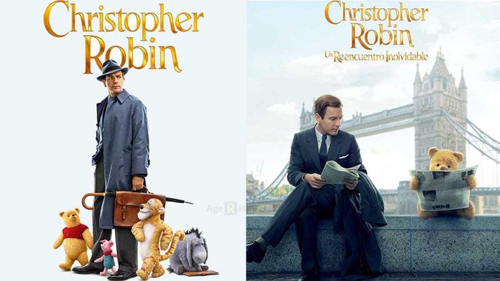 Movie Poster 2019: Christopher Robin Age Rating