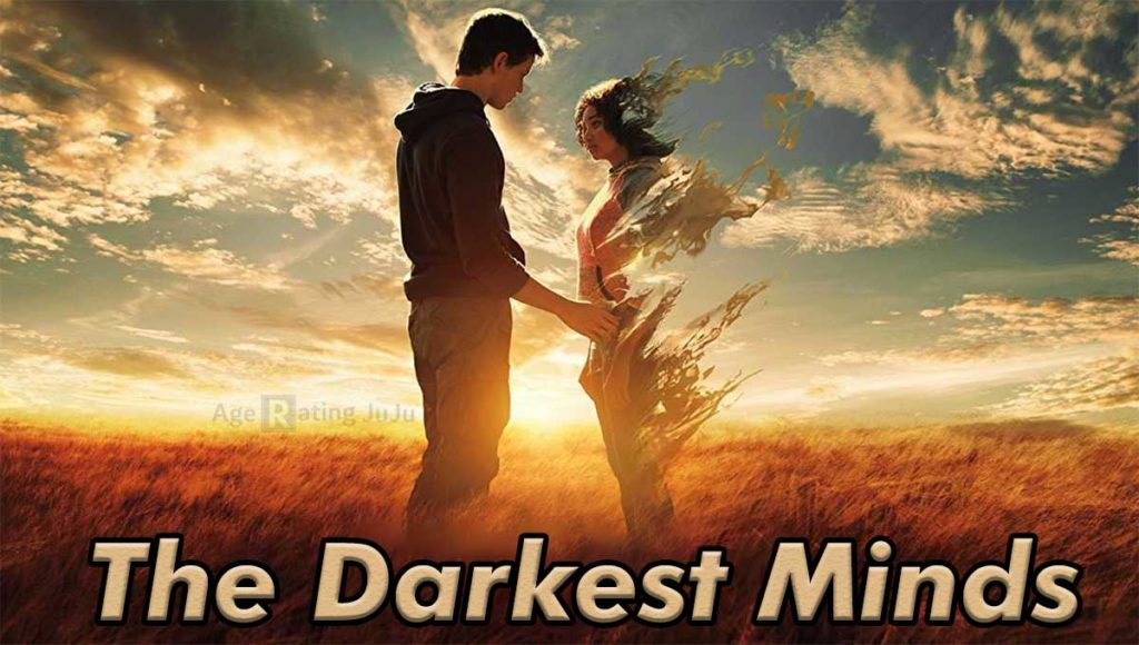 Movie Poster 2019: The Darkest Minds Age Rating