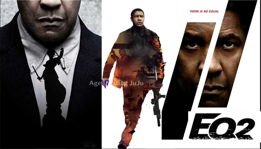 The Equalizer 2 Age Rating The Equalizer 2 Movie 2018 Age Restriction Certificate
