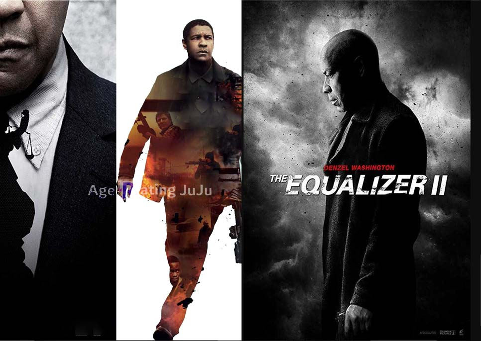Movie Poster 2019: The Equalizer 2 Movie 2018