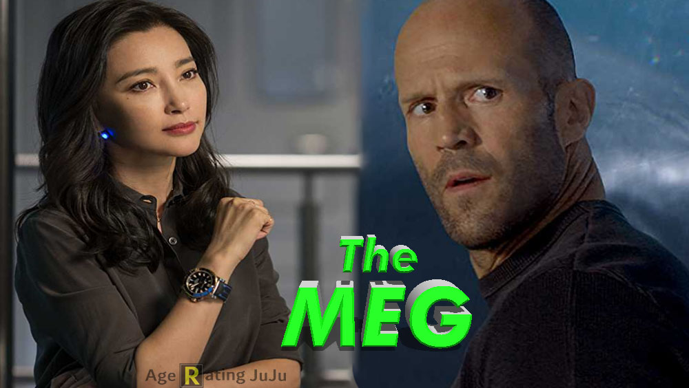 The Meg 2018 Age Rating Related Keywords & Suggestions - The
