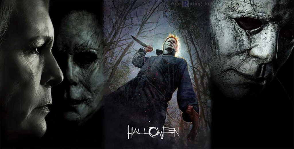 Halloween 2018 Movie Poster: Halloween Movie 2018 Parental Guideline